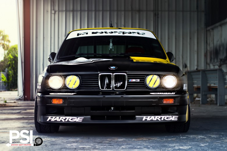 E30 BMW M3 by PSI, Photo Gallery Released