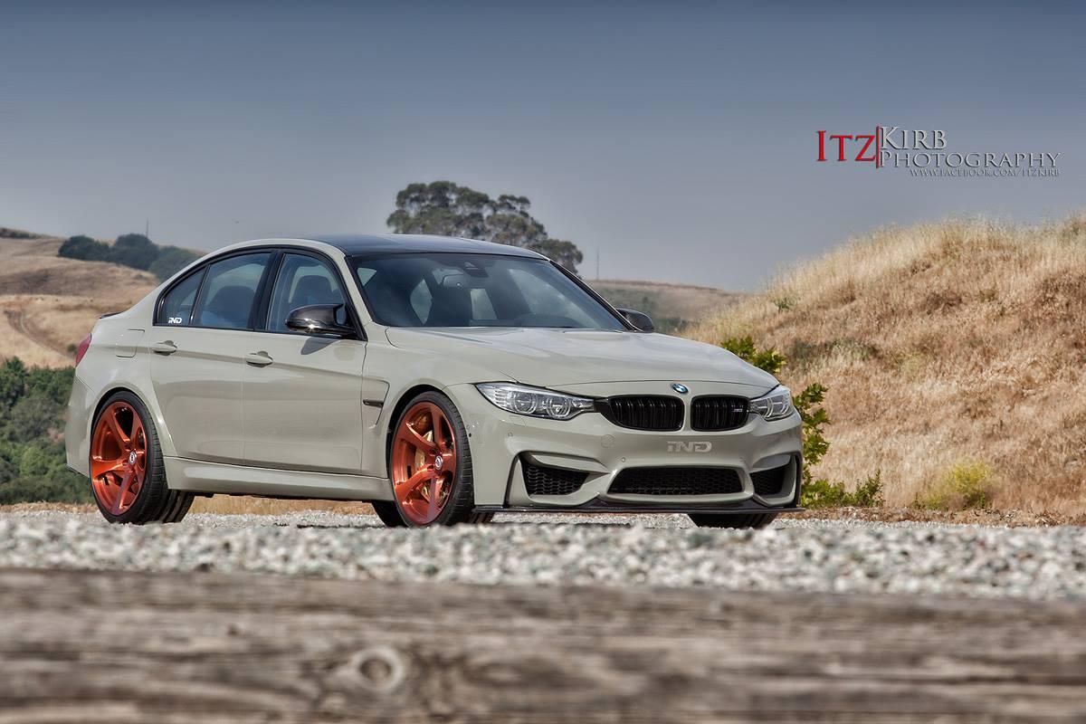 F80 BMW M3 Sedan by iND Distribution