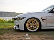 F80 BMW M3 on HRE Wheels