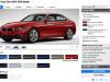 2016 BMW 340i Online Configurator