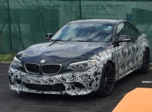2016 BMW M2  – New Spy Shots Emerged at the Ring