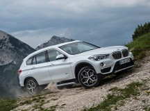 2016 BMW X1`s Unofficial Prices in UK