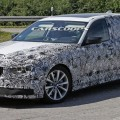 2017 BMW 5-Series Touring Spy Shot