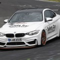 BMW M4 GTS Spy Shot