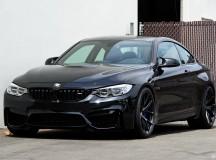 BMW M4 Sits on HRE Wheels