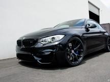 BMW M4 on HRE Wheels