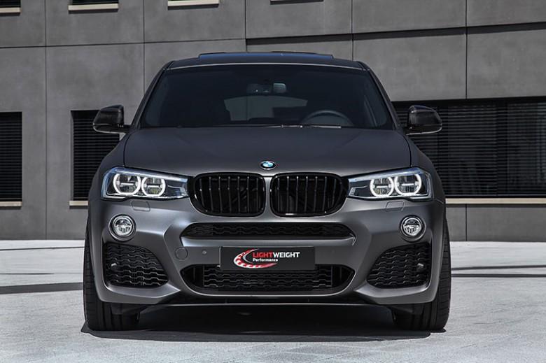 LIGHTWEIGHT Performance Tunes-Up BMW X4