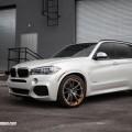 BMW X5 on HRE S104 Wheels