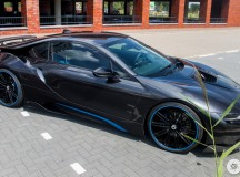 BMW i8 Receives One-Off Body Kit from AC Schnitzer