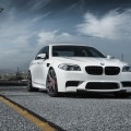 F10 BMW M5 on Vorsteiner V-FF 103 Wheels