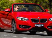 2016 BMW 2 Series Convertible