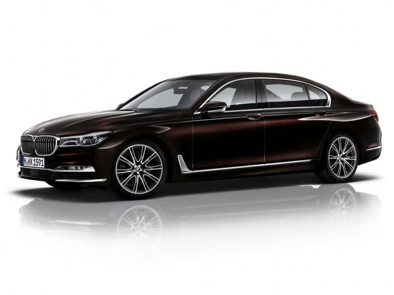 2016 BMW 7-Series Tops the 2016 North American Car of the Year Short List Awards
