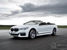 Exclusive: 2016 BMW 7 Series Convertible Rendered