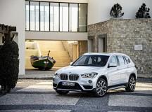 2016 BMW X1 Engine Lineup Gets Bigger