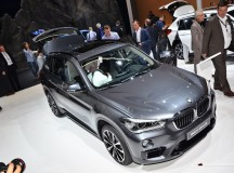 2015 Frankfurt Motor Show: 2016 BMW X1