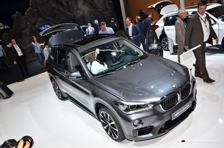 2016 BMW X1 Already Available in the UK, Prices Start from 26,780 GBP