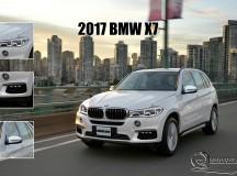 Exclusive: 2017 BMW X7 Rendered
