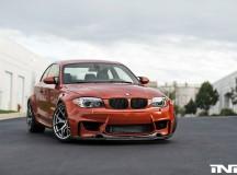 BMW 1M on BBS FI-R Wheels (1)