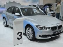 2015 Frankfurt Motor Show: BMW 3-Series 300e Plug-In Hybrid Unleashed