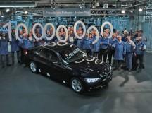 BMW 3-Series Sedan Celebrates the 10th Million Vehicle with the 320d LCI