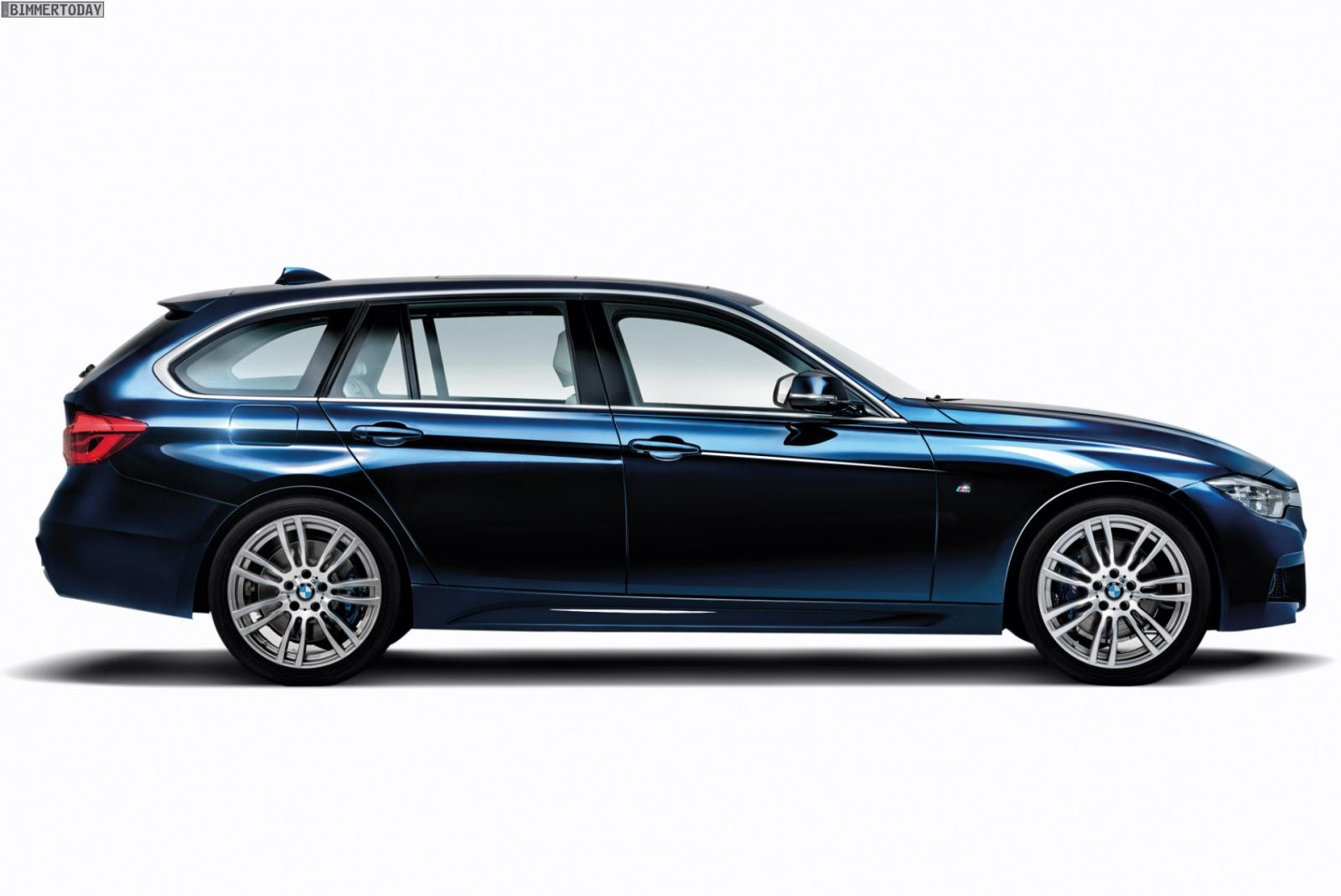 bmw 320d xdrive touring 40 years edition is out of the box. Black Bedroom Furniture Sets. Home Design Ideas