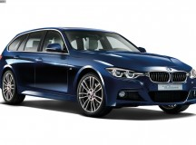 BMW 320d xDrive Touring 40 Years Edition Is Out of the Box