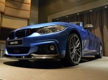 BMW 4-Series Convertible M Performance Pops-Up at BMW Abu Dhabi