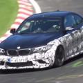 BMW M2 Coupe Spy Video Snapshot
