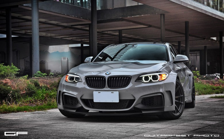 BMW M235i by M Sport, Sits on HRE Wheels
