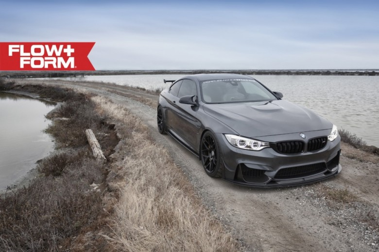 F82 BMW M4 with HRE Wheels