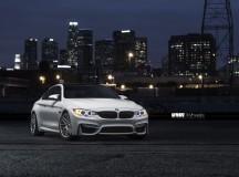 BMW M4 on VMR Wheels