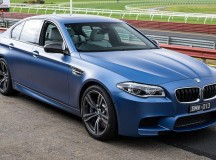 BMW M5 Special Editions Introduced in Australia