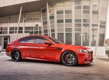 BMW M5 by Strasse Wheels (1)