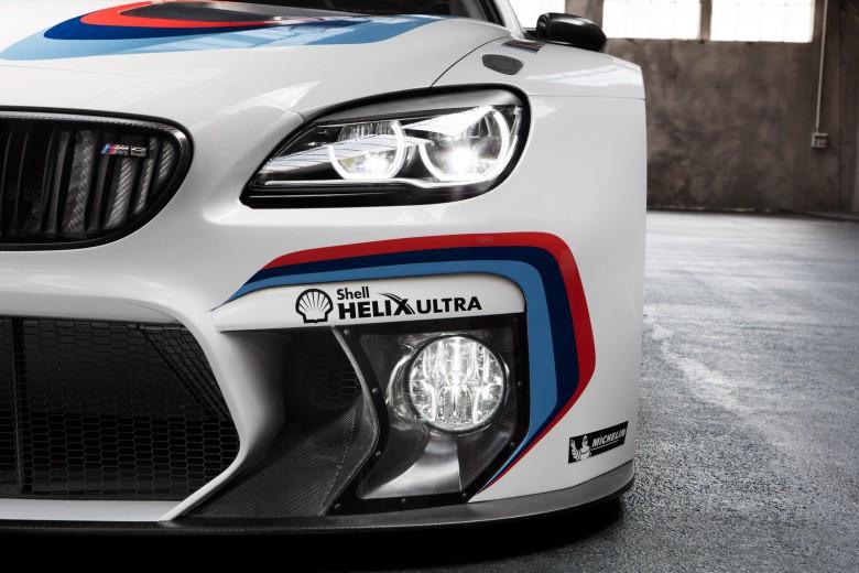 2015 Frankfurt Motor Show: BMW M6 GT3