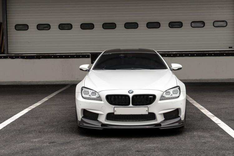 BMW M6 Gran Coupé by Manhart Performance