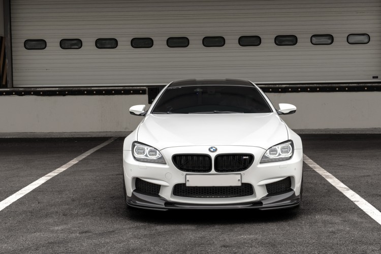 BMW M6 Gran Coupe By Manhart Performance