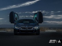"BMW ""Tron8"" by SS Customs"