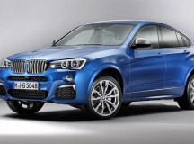BMW X4 M40i Leaked Images Pop-Up on the Web