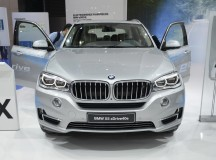 2015 Frankfurt Motor Show:BMW X5 xDrive40e Goes Official