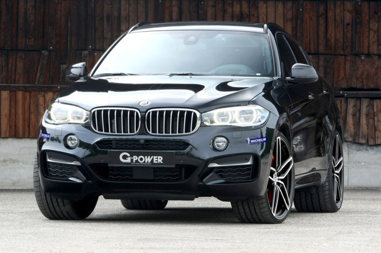 BMW X6 M50d by G-Power