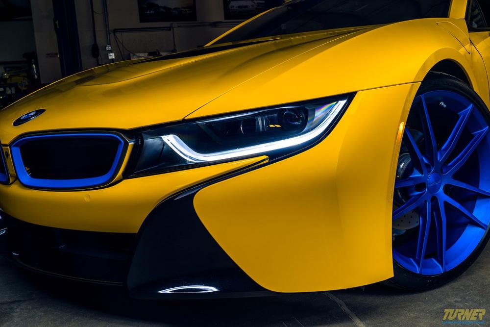 Bmw I8 By Turner Motorsports Bmwcoop