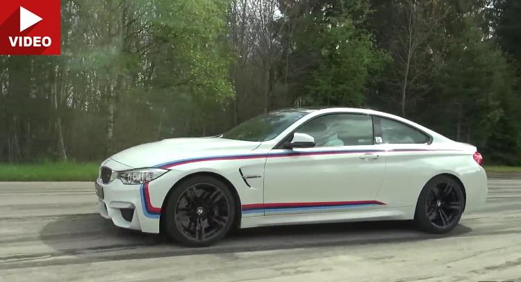 Video: Old-Timer E90 BMW M3 vs. New-Gen F80 BMW M4 in Drag Race