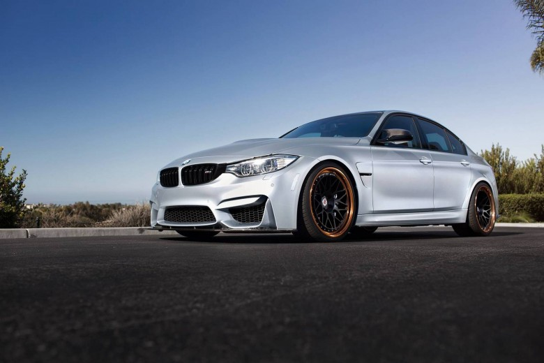F80 BMW M3 by IND