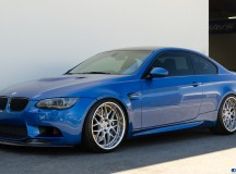 Monte Carlo Blue Individual E92 BMW M3 by European Auto Source