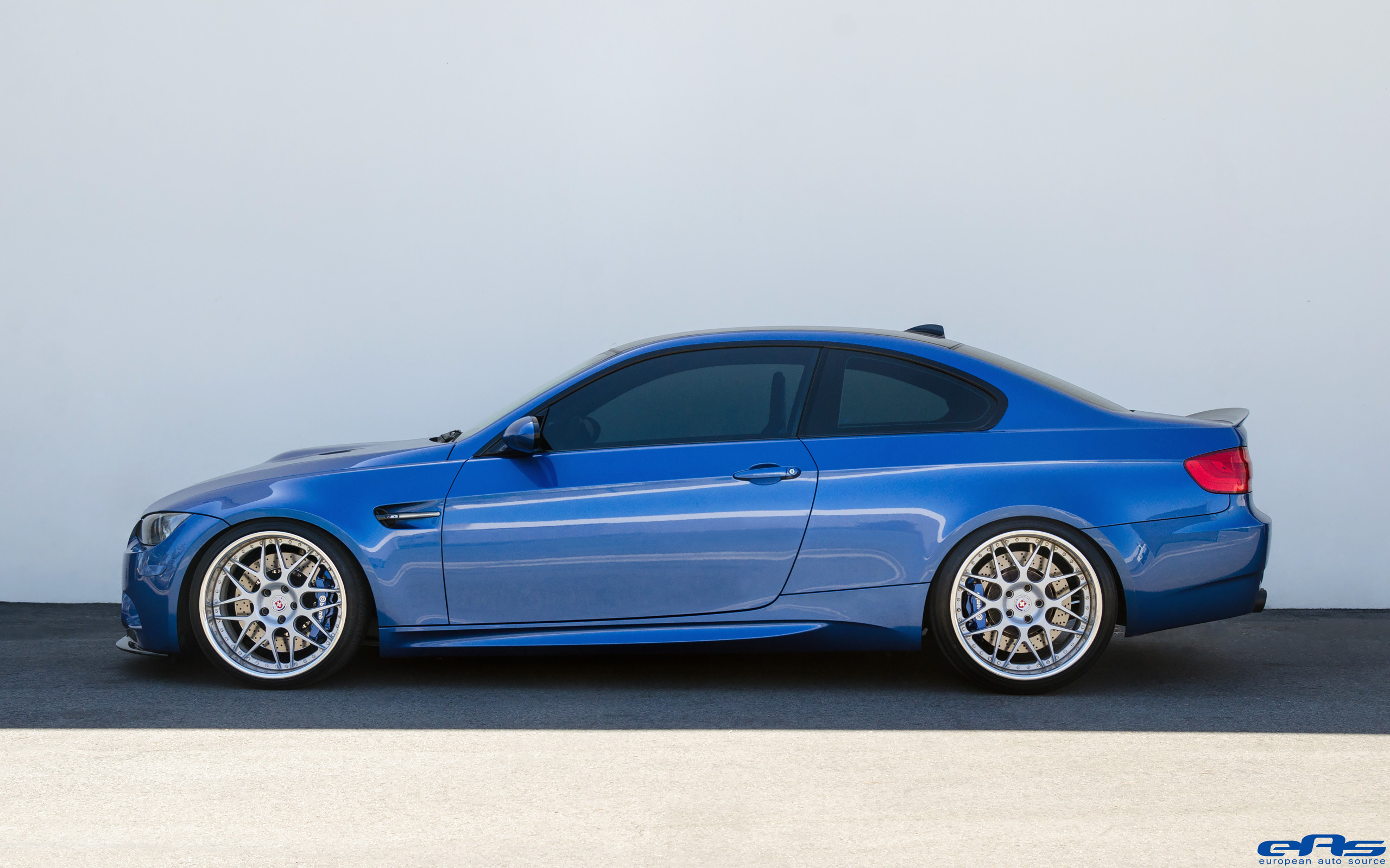 Monte carlo blue inidual e92 bmw m3 by european auto source 7