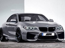 Virtual Tuning: 2015 BMW M2 Coupe by Bengala