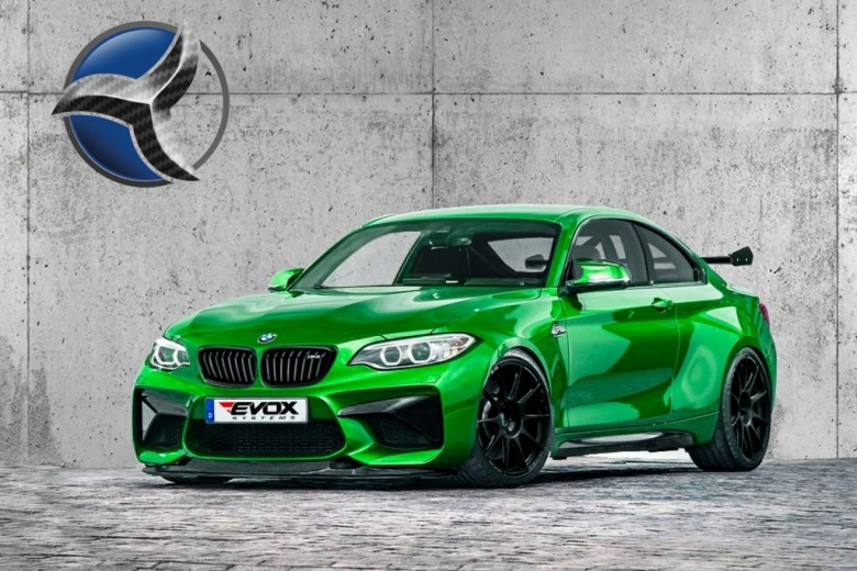 Virtual Tuning: 2016 BMW M2 Coupe by Alpha-N Performance