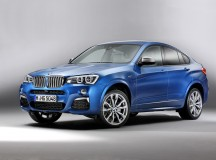 2016 BMW X4 M40i Is Now Available in Germany from 65,500 Euros