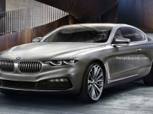 BMW 8-Series Coupe Launched in Rendering