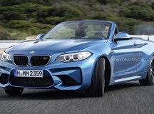 BMW M2 Convertible Rendered Online, Might Be Released in 2017
